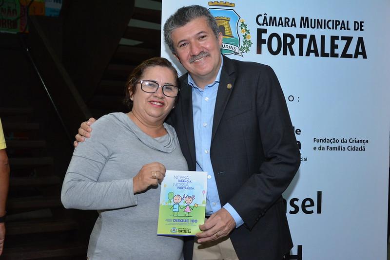 Lançamento do selo amigo da criança e do adolescente (20.05.2019)