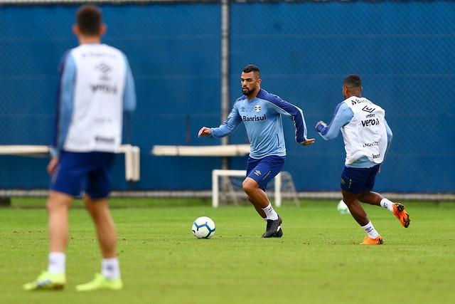 Treino Grêmio 21/05/19
