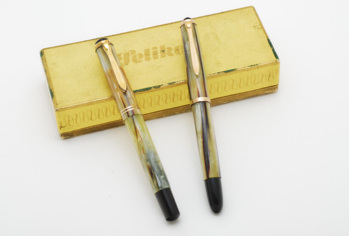 Pelikan 400/400NN light tortoise box | by C.M.Z