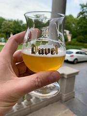 Drinking a Gouden Carolus Hopsinjoor by Brouwerij Het Anker