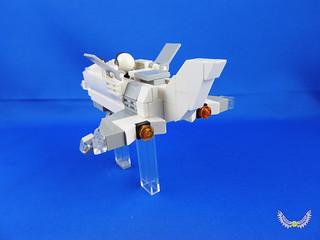 SaberFish Mk.II   by Auxiliary Rider