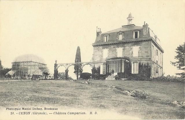 Cartes postales anciennes Cenon #1