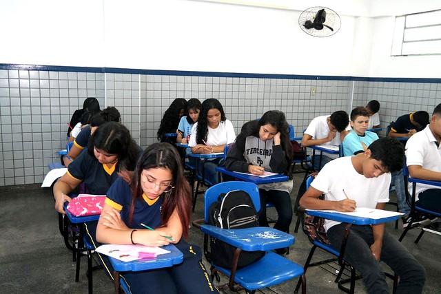 Olímpiada de Matemática tem participação de 130 escolas e mais de 52 mil alunos da rede municipal