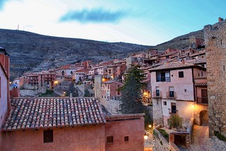Albarracín.....One of the most picturesque Spanish towns. Aragon, Spain