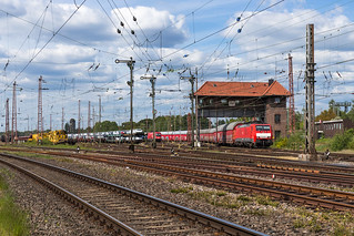 DB 189 086 - Bremen Rbf | by Pau Sommerfeld Acebrón