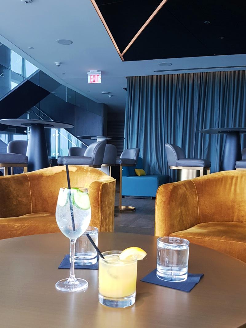 Hotel X bar lounge