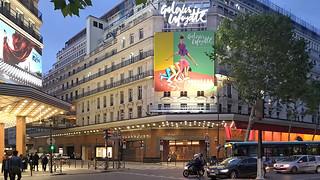"""20190503_211816-""""Galeries Lafayette"""" Paris"""
