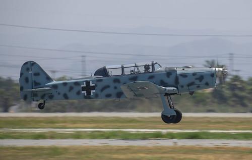 Pilotus P2 Take Off