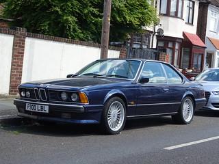1988 BMW 635 CSi Auto