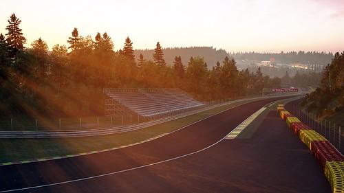 Assetto Corsa Competizione Spa 3
