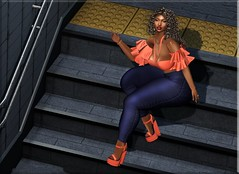 Fashion Advisory # 252 Them Subway Days