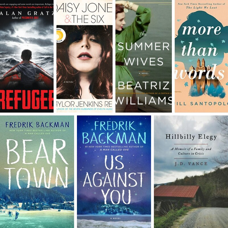 Books I read May 2019