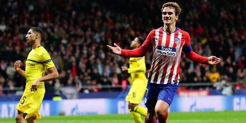 Antoine Griezmann Sudah Pasti Akan Pergi dari Atletico Madrid