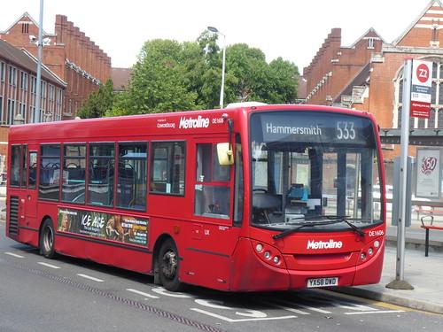 London Bus Route 533