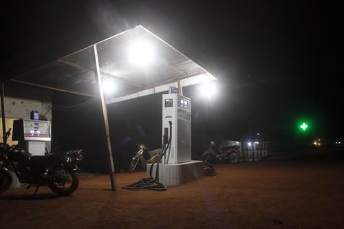Centrale électrique solaire de SSD Yeelen Kura pour desservir en électricité la ville de Koumantou