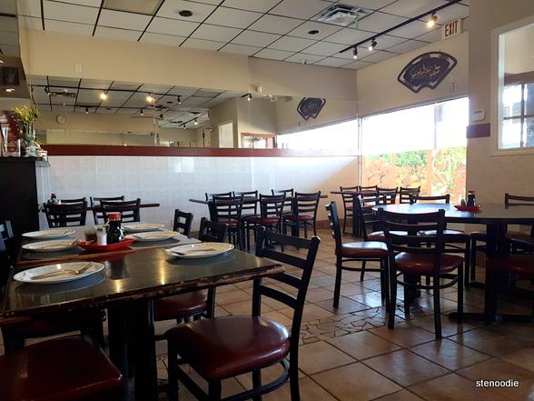 Kim Kim Indian Hakka Chinese Restaurant interior