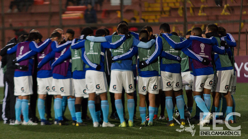 Unión Española 0 - Sporting Cristal 3