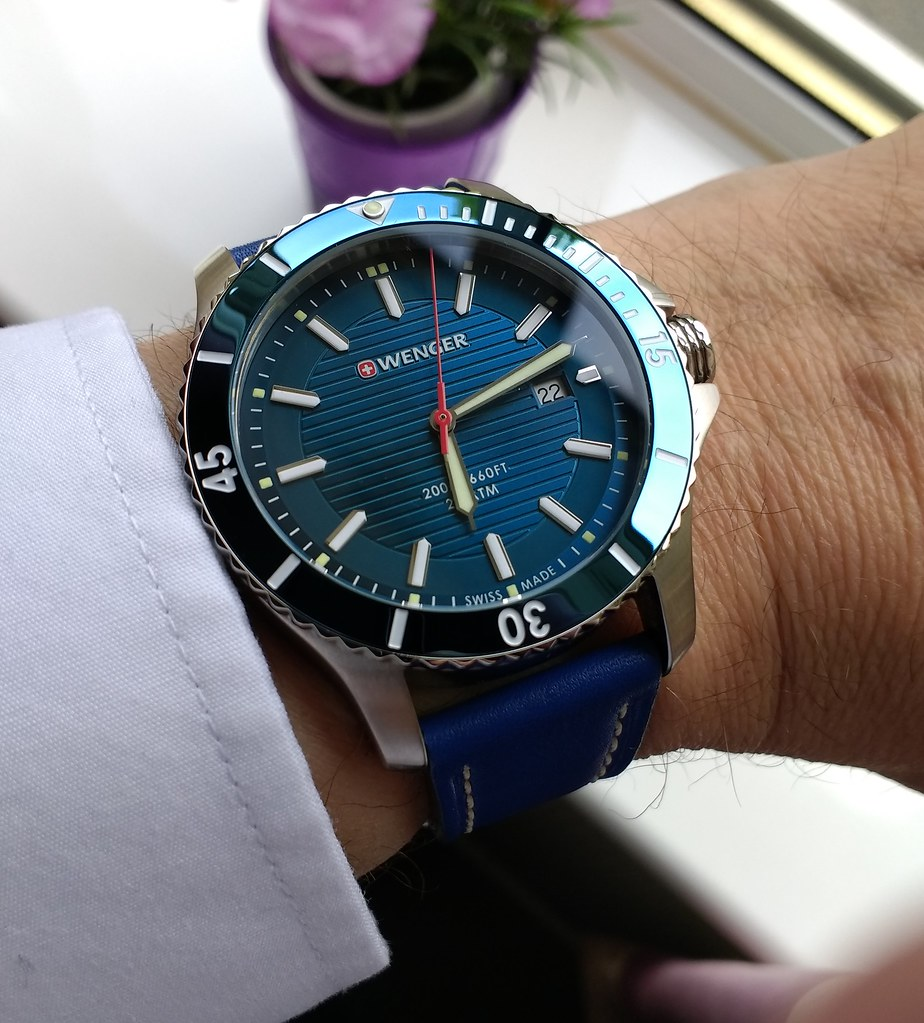 Wenger Seaforce (Ronda 515)