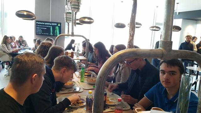 5EW visits Corda Campus in Hasselt