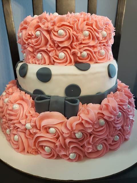 Cake by Boricuas Cake's Arkansas