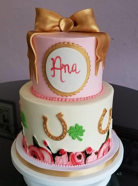 Cake by Amanda's Cakery