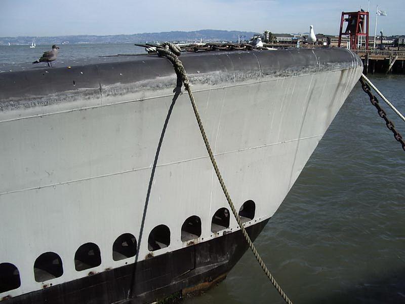 USS Pampanito SS-383 00005