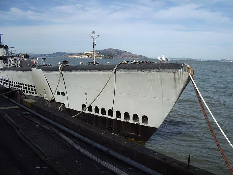 USS Pampanito SS-383 00003