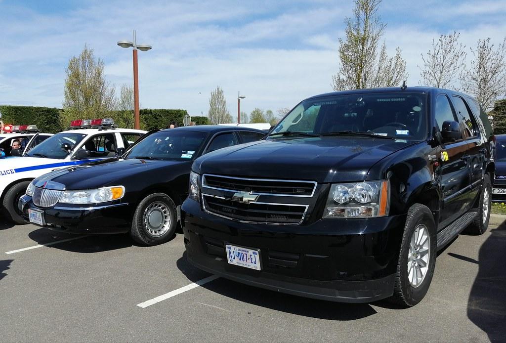 Lincoln Town Car FBI \u0026 Chevrolet Tahoe FBI | dav ...