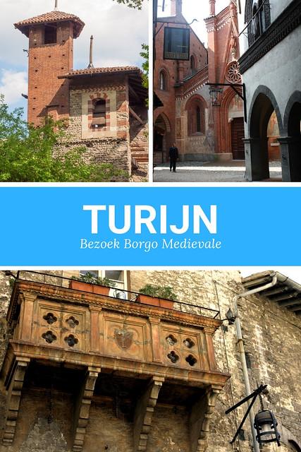 Highlight in Turijn: bezoek Borgo Medievale | Mooistestedentrips.nl