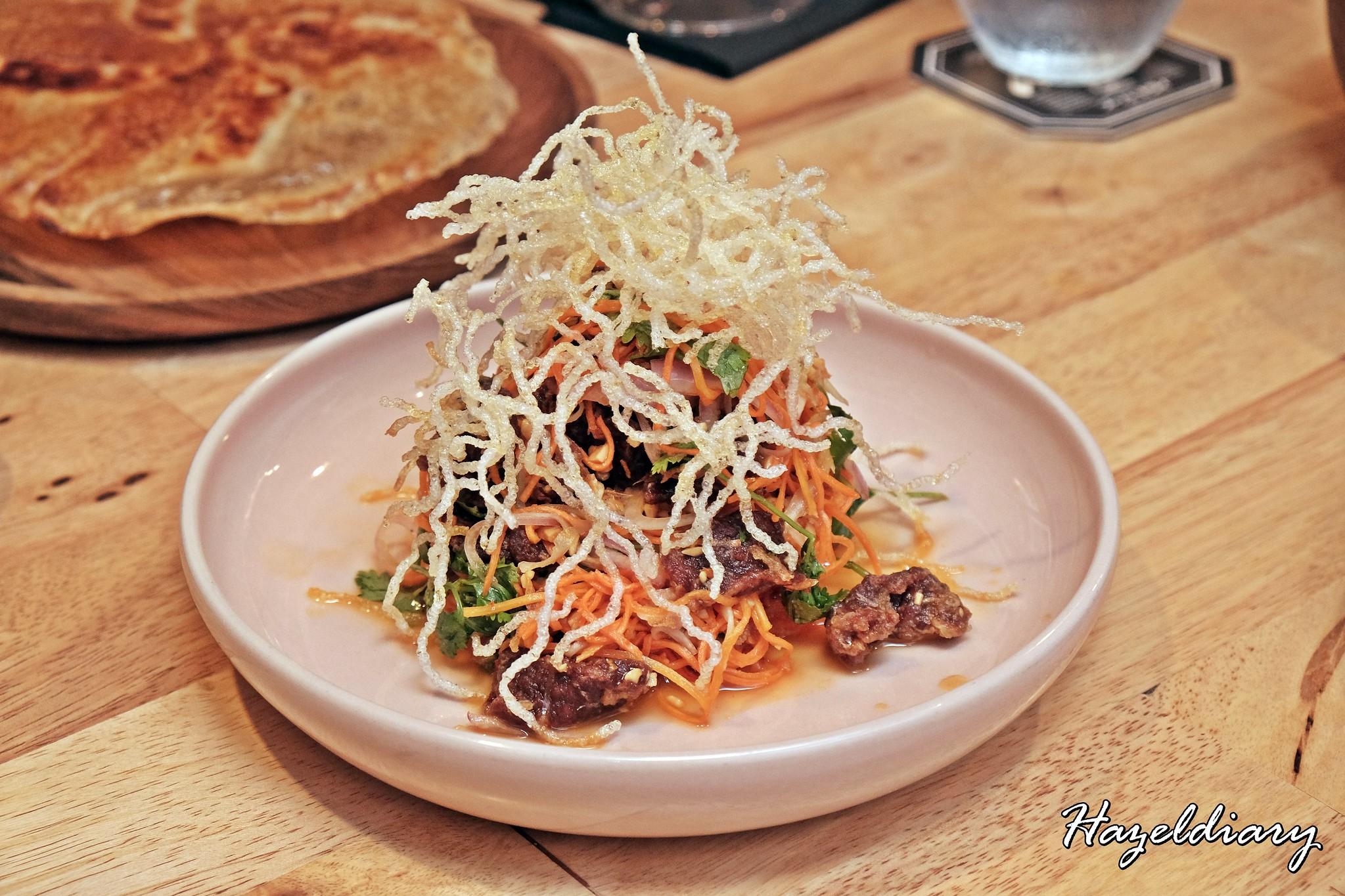 The Sampan Restaurant-Salad-1