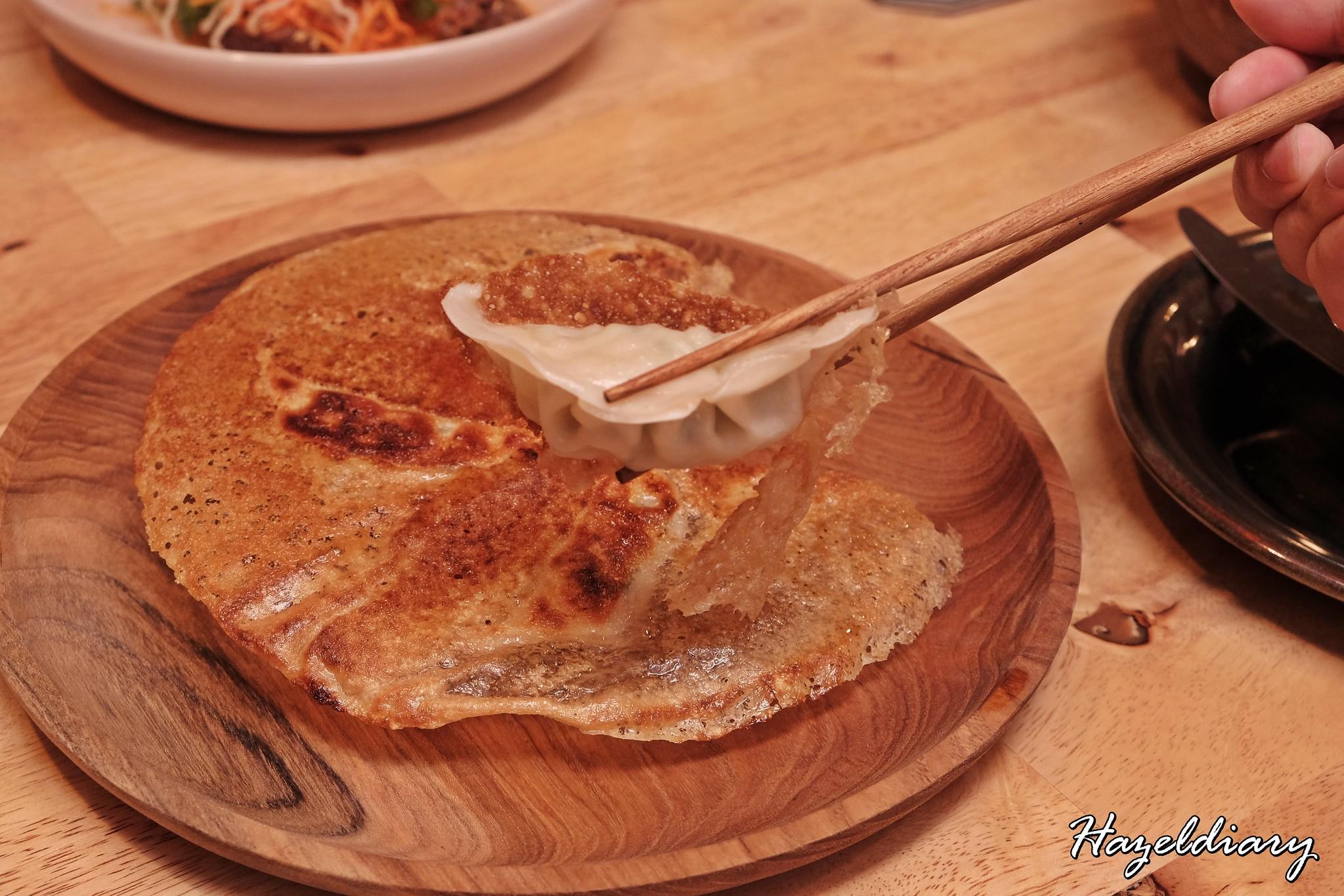 The Sampan Restaurant-Pot Stick Dumplings