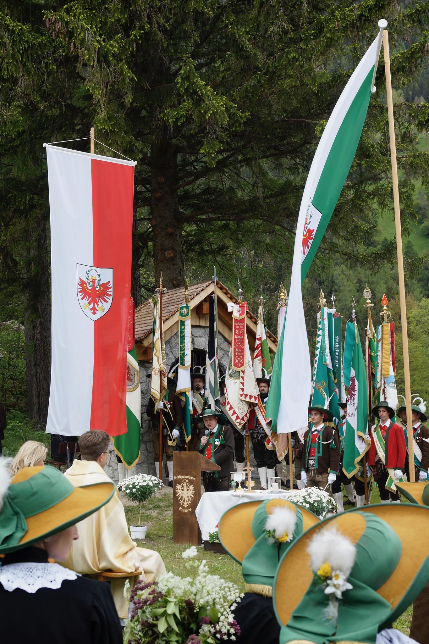 60-Jahrfeier der Schützenkompanie Uttenheim, 18.05.2019
