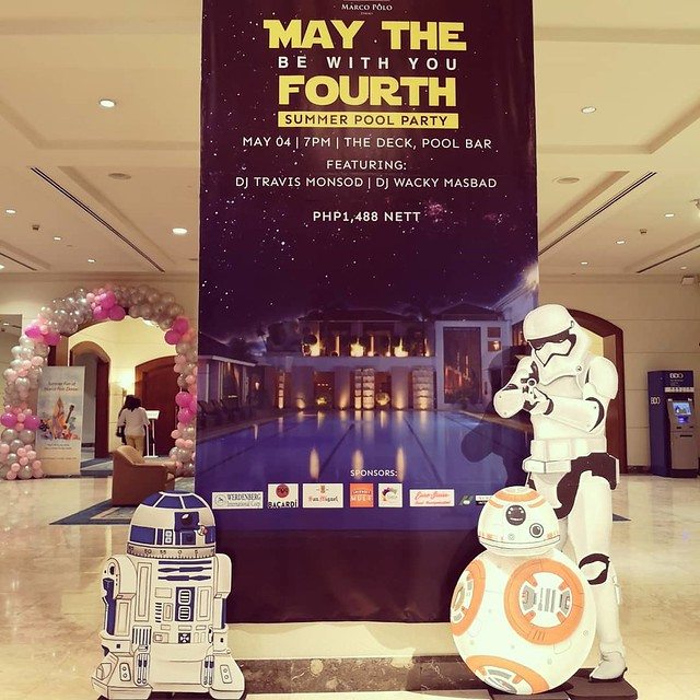 May the 4th Be With You Marco Polo Davao summer pool party IMG_20190426_162453_448
