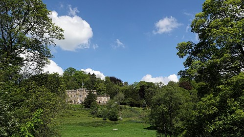 Willersley Castle (1). Derbyshire. May 2019