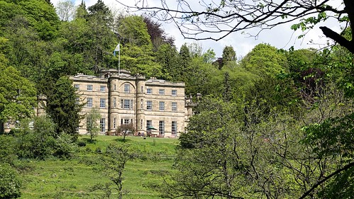 Willersley Castle (3). Derbyshire. May 2019
