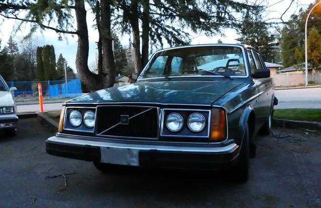 1980 Volvo 244 DL