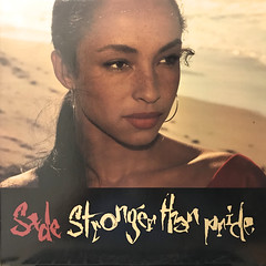 SADE:STONGER THAN PRIDE(JACKET A)