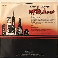 LATIN RASCALS:MACHO MOZART(JACKET B)