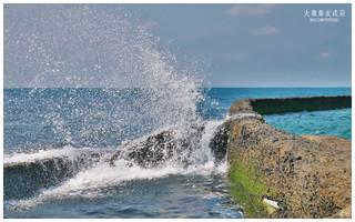 池西岩瀑-3