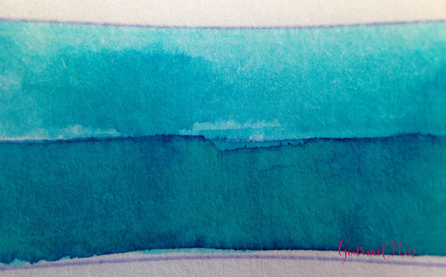 Toucan Turquoise Ink Review 2