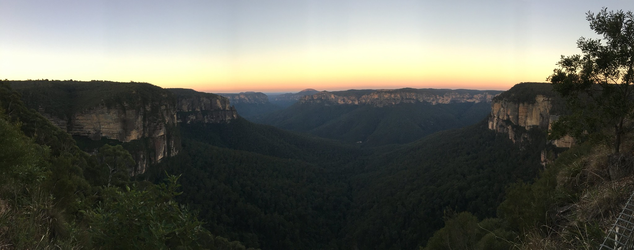 Blue Mountains.