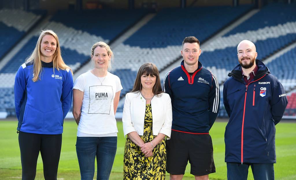 Mental Health in Scottish Sport 2019