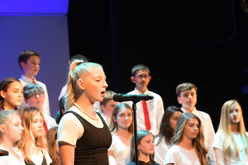 Middle School Performing Arts Showcase