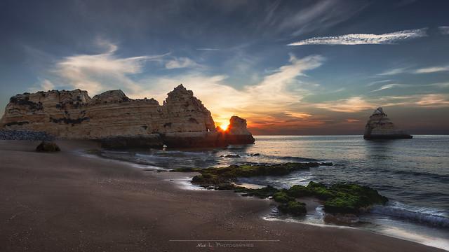 Praia Dona Ana Sunrise