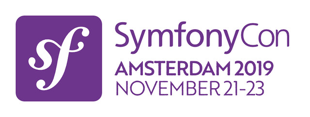 Logo of the SymfonyCon Amsterdam 2019