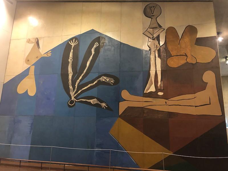 Mural de Guayasamín