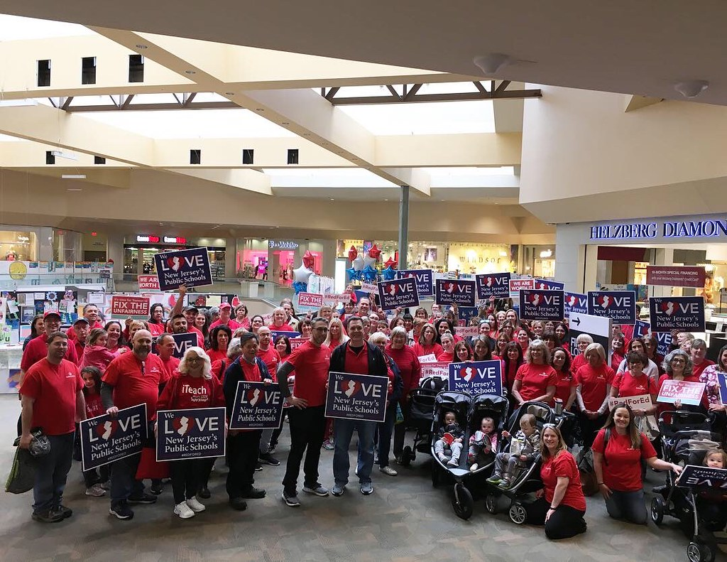 Members rally for fairness