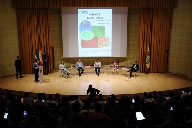 Debate por Sevilla
