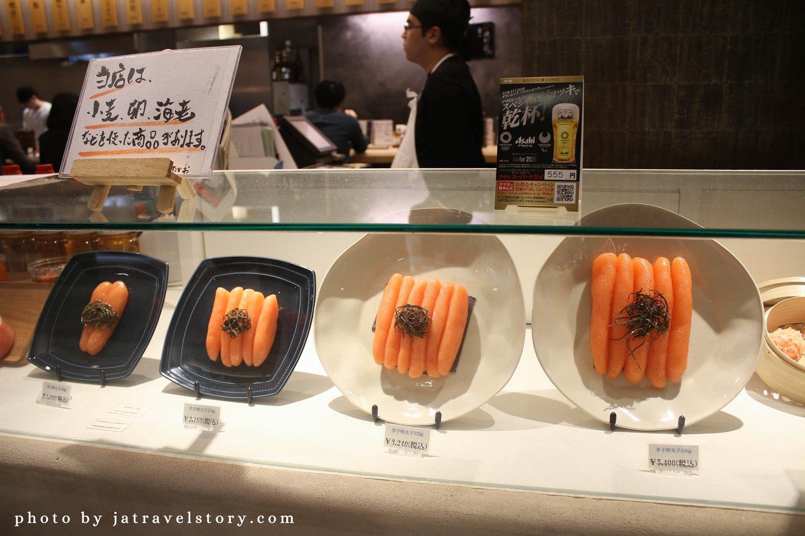 【日本岡山美食】博多天ぷらたかお 天婦羅定食 有明太子和小菜無限量免費吃到飽! @J&A的旅行