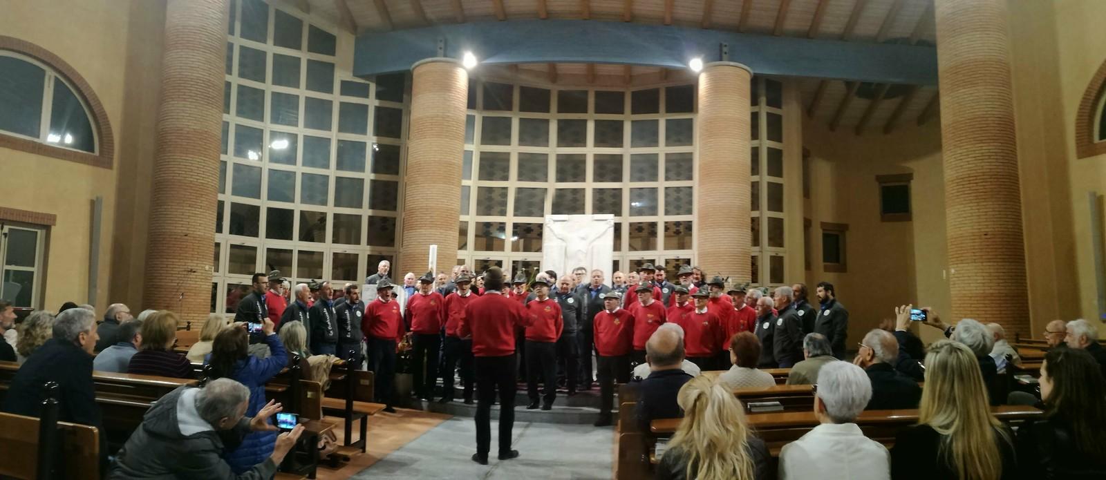 Zivido - Concerto degli Alpini